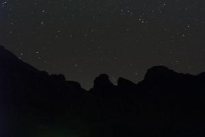 Nuit Au Lac D Allos