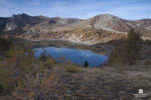 Lac DAllos Vue Hauteur